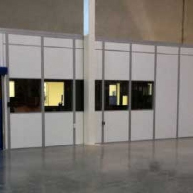 cleanroom cieling systems photo