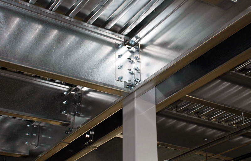 Mezzanine Cleanroom Ceiling Systems Inc