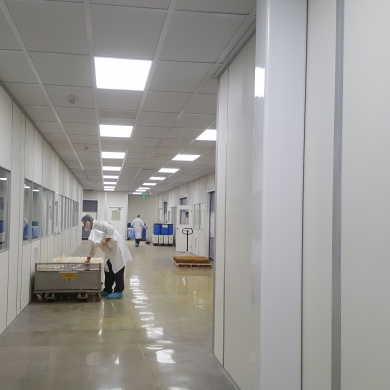 Nutraceutical Cleanroom