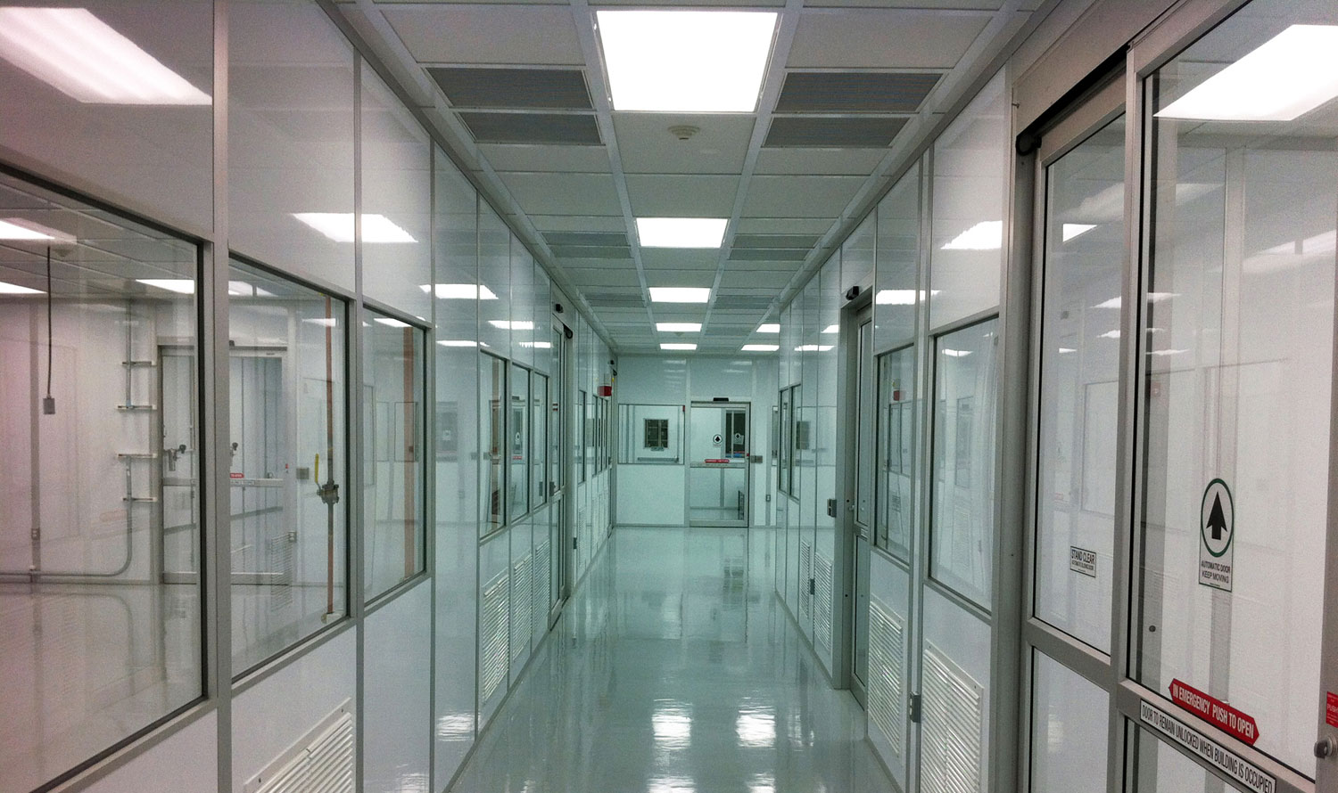 Cleanroom Ceiling Systems Industry Leader Modular Clean